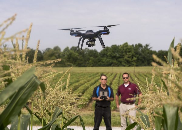 drone in agric